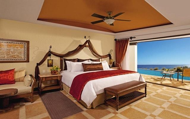 Hotel Secrets Puerto Los Cabos Golf & Spa Resort, habitaciones con todas las amenidades