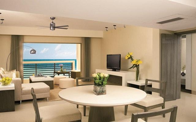 Hotel Secrets Silversands Riviera Cancún, habitaciones bien equipadas