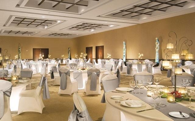 Hotel Secrets Silversands Riviera Cancún, facilidades nupciales