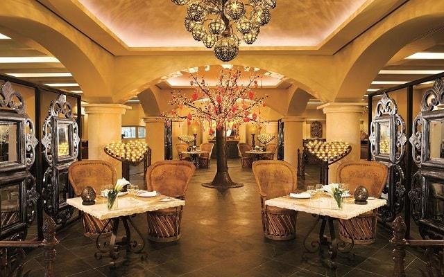 Hotel Secrets Silversands Riviera Cancún, Restaurante El Patio