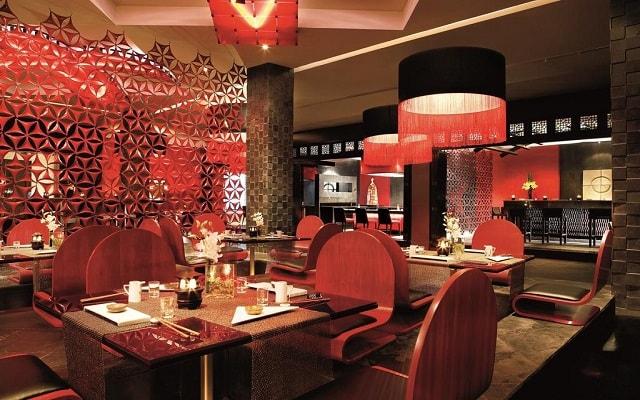 Hotel Secrets Silversands Riviera Cancún, Restaurante Himitsu