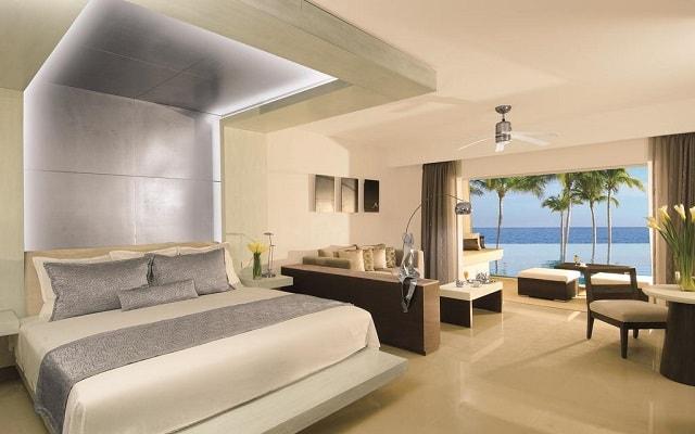 Hotel Secrets Silversands Riviera Cancún, habitaciones amplias
