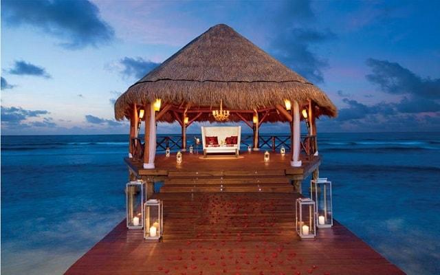 Hotel Secrets Silversands Riviera Cancún, noches mágicas