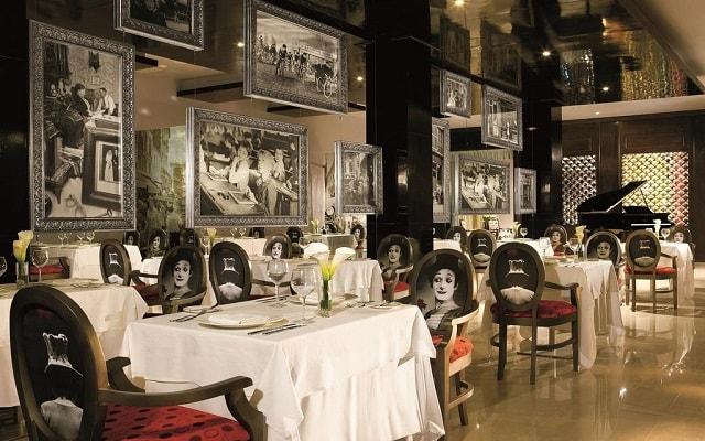 Hotel Secrets Silversands Riviera Cancún, Restaurante Bordeaux