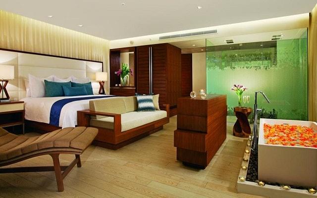 Hotel Secrets The Vine Cancún, habitaciones bien equipadas