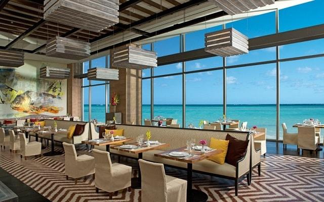 Hotel Secrets The Vine Cancún, escenarios únicos