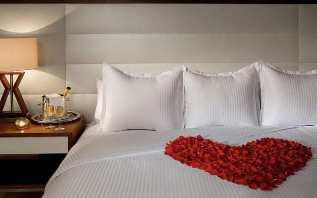 Hotel Secrets The Vine Cancún, habitaciones para lunamieleros