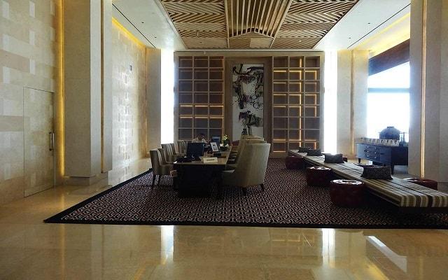 Hotel Secrets The Vine Cancún, recepción