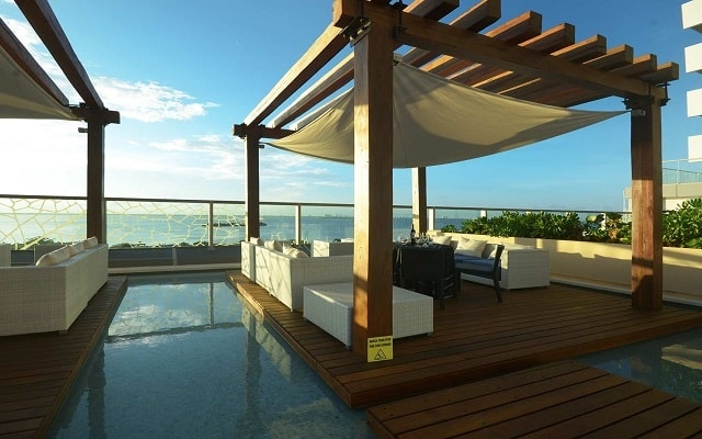 Hotel Secrets The Vine Cancún, Restaurante Olio Mediterranean Cuisine