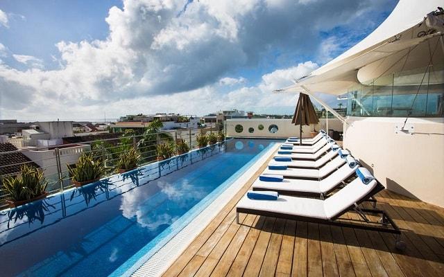 Hotel Senses Quinta Avenida by Artisan Adults Only, disfruta de su alberca al aire libre