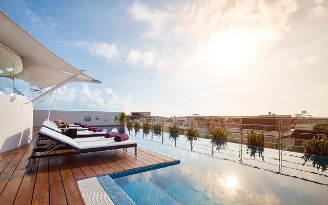 Hotel Senses Quinta Avenida by Artisan Adults Only, disfruta vistas hermosas de la ciudad