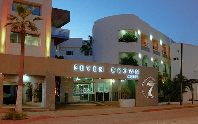 Hotel Seven Crown Cabo San Lucas en Cabo San Lucas