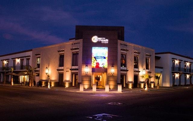 Hotel Seven Crown La Paz Centro en La Paz