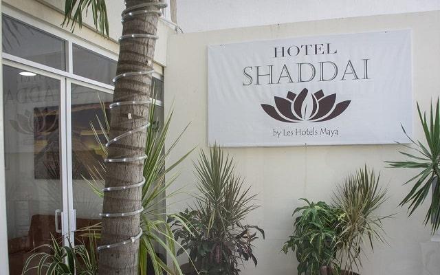 Hotel Shaddai en Playa del Carmen