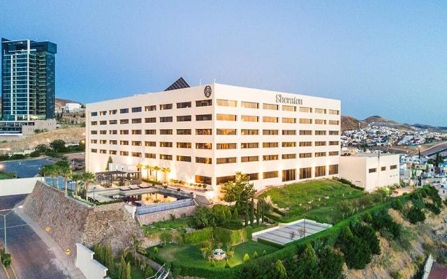 Hotel Sheraton Chihuahua Soberano en Chihuahua Ciudad