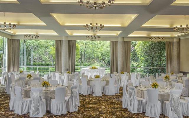 Organiza tus eventos especiales en el hotel