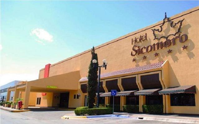 Hotel Sicomoro Chihuahua