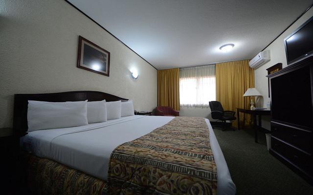 Hotel sicomoro chihuahua ofertas de hoteles en chihuahua for Habitaciones conectadas hotel
