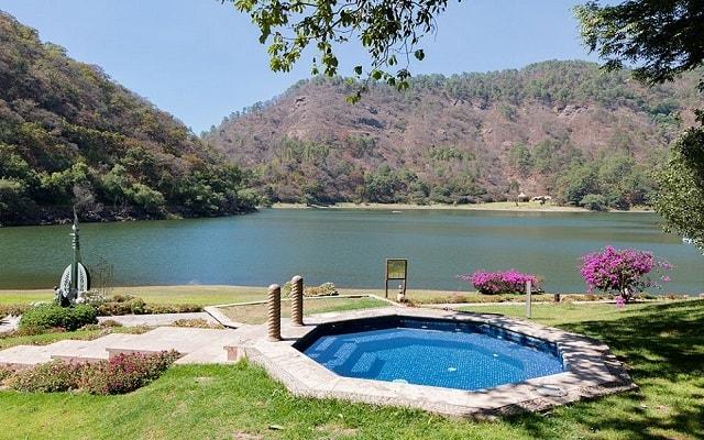 Hotel Sierra Lago Exclusive Mountain Resort and Spa, relájate en el jacuzzi