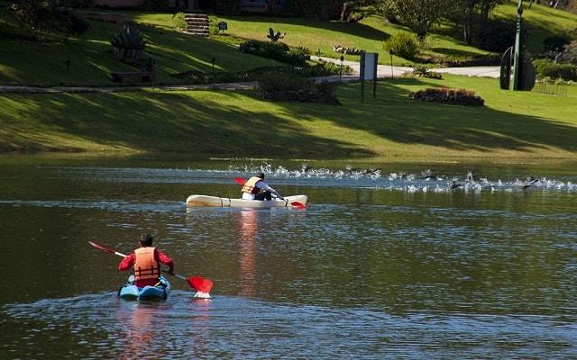 Hotel Sierra Lago Exclusive Mountain Resort and Spa, kayak
