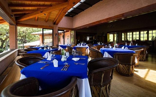 Hotel Sierra Lago Exclusive Mountain Resort and Spa, sitio ideal para tus alimentos