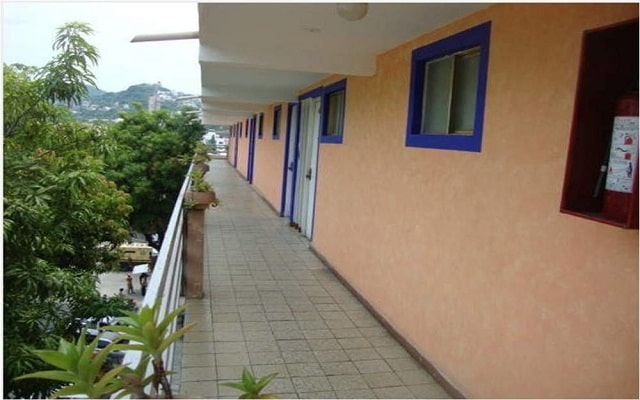 Hotel Sirena del Mar Acapulco, cómodas instalaciones