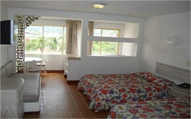 Hotel Sirena del Mar Acapulco, espacios diseñados para tu descanso