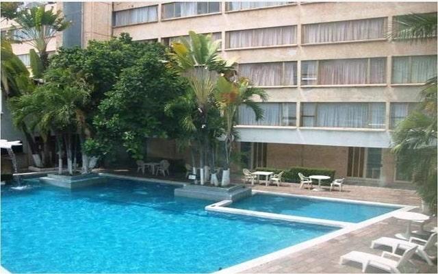 Hotel Sirena del Mar Acapulco en Zona Dorada