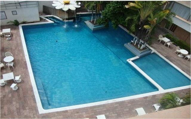 Hotel Sirena del Mar Acapulco, disfruta de su alberca al aire libre