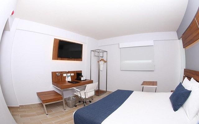 Hotel Sleep Inn Hermosillo, habitaciones bien equipadas