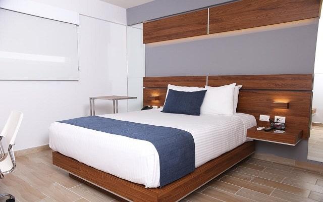Hotel Sleep Inn Hermosillo, confort en cada sitio