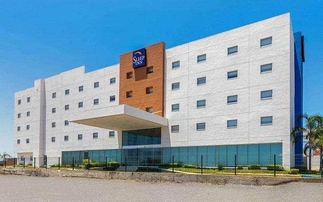 Hotel Sleep Inn Mazatlán en Zona Dorada