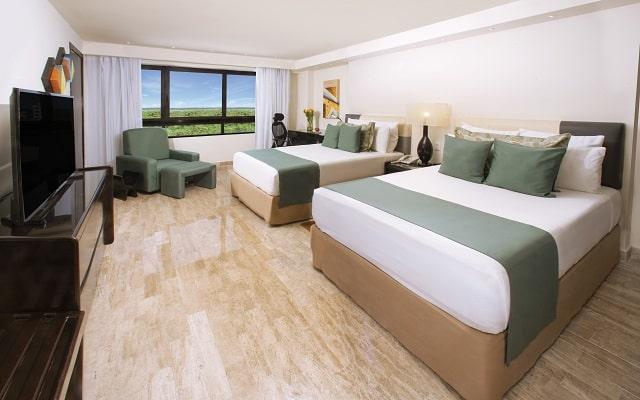 Hotel Smart Cancún by Oasis, amplias y luminosas habitaciones