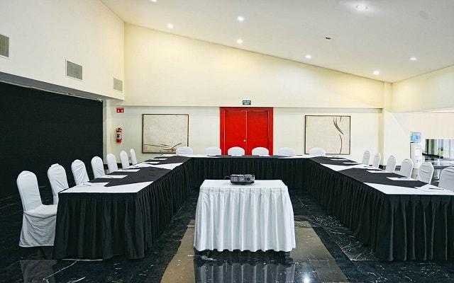 Hotel Smart Cancún by Oasis, salón de eventos