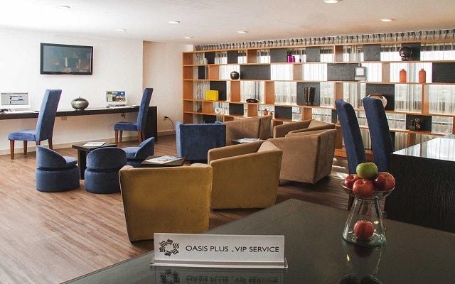 Hotel Smart Cancún by Oasis, centro de negocios