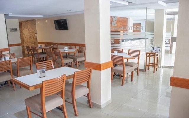 Hotel Soberanis Cancún, cómodas instalaciones