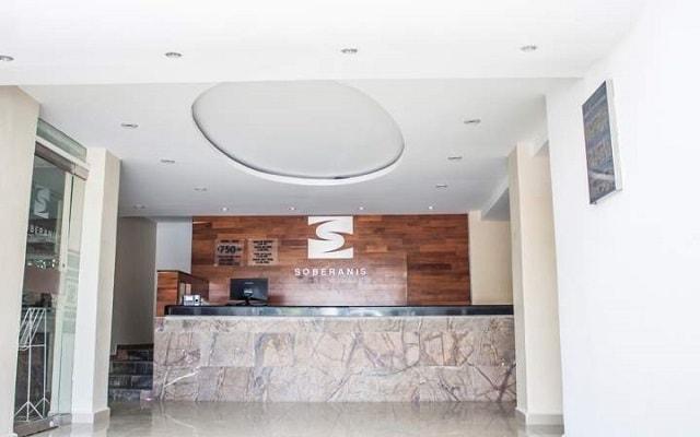 Hotel Soberanis Cancún, atención personalizada desde el inicio de tu estancia