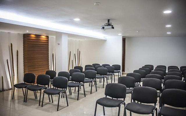Hotel Soberanis Cancún, salón acondicionado para tu evento