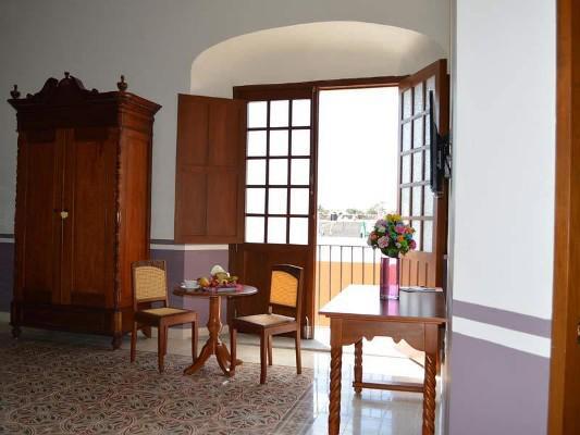 Instalaciones para Disfrutar Hotel Socaire Campeche