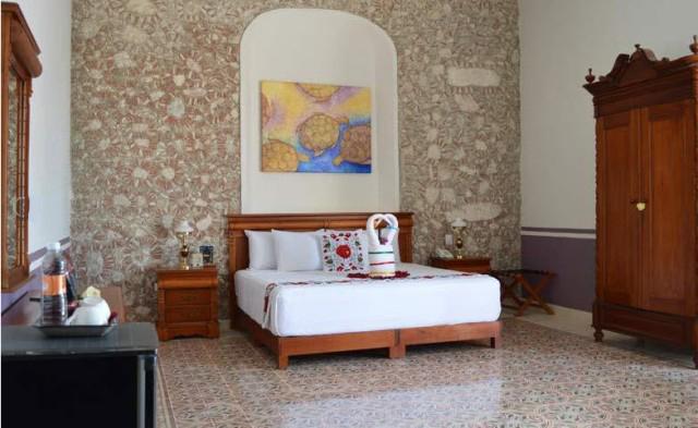 Duerme tranquilo Hotel socaire Campeche