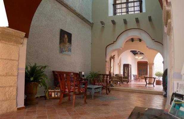 Sala de Descanso Hotel Socaire Campeche