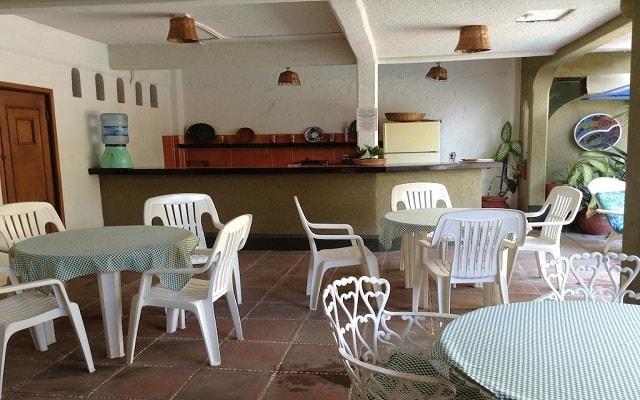 Hotel Solimar Inn Suites, área de comedor