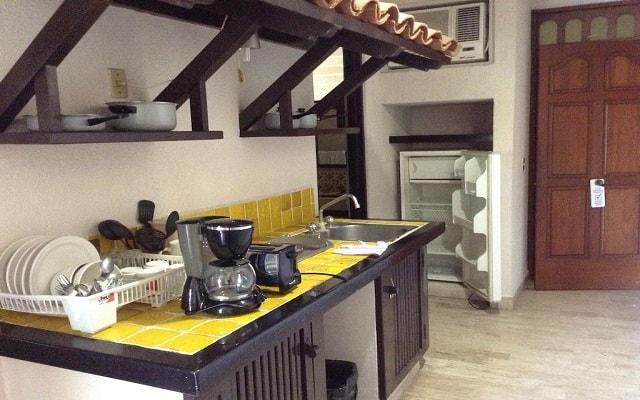 Hotel Solimar Inn Suites, habitaciones bien equipadas