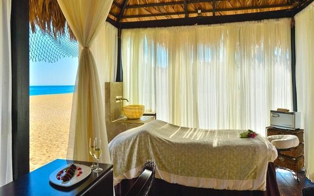 Hotel Solmar Resort, permite que te consientan con un masaje