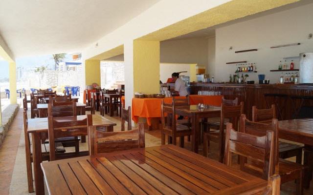 Hotel Solymar Beach Resort, sitio ideal para tus alimentos