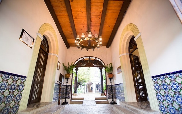 Hotel Sombra del Agua en San Cristóbal