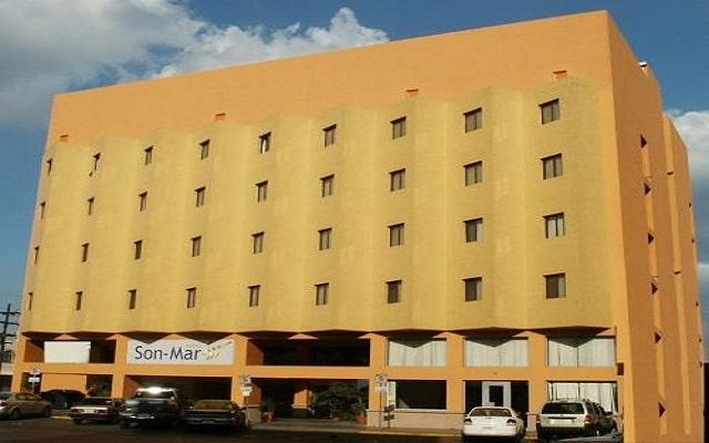 Hotel Son Mar Monterrey Centro en Norte