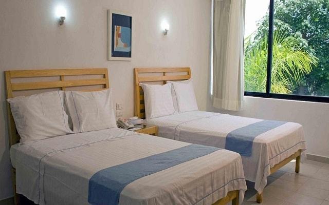 Hotel Sotavento, cómodas habitaciones