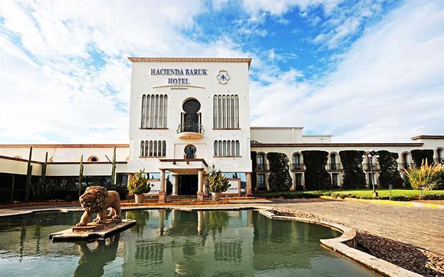 Hotel Spa Hacienda Baruk en Zacatecas Ciudad