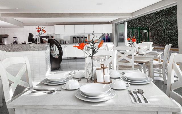 Hotel Stara San Ángel Inn, buena propuesta gastronómica